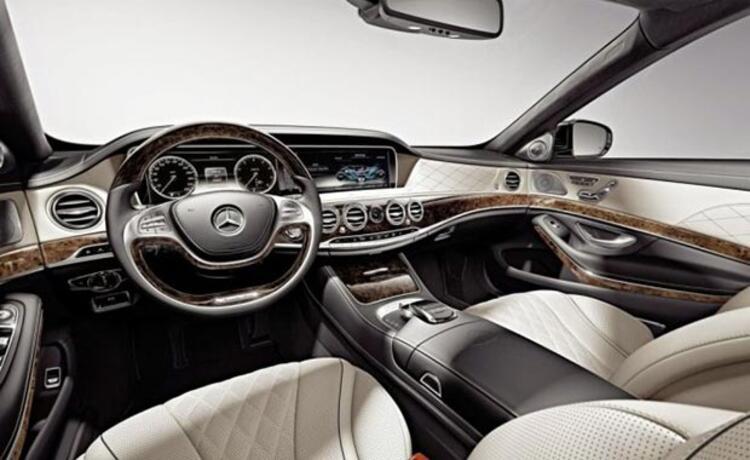 Mercedes-Maybach S-Serisi Foto Galeri - Otomobil Haberleri - Sayfa 5