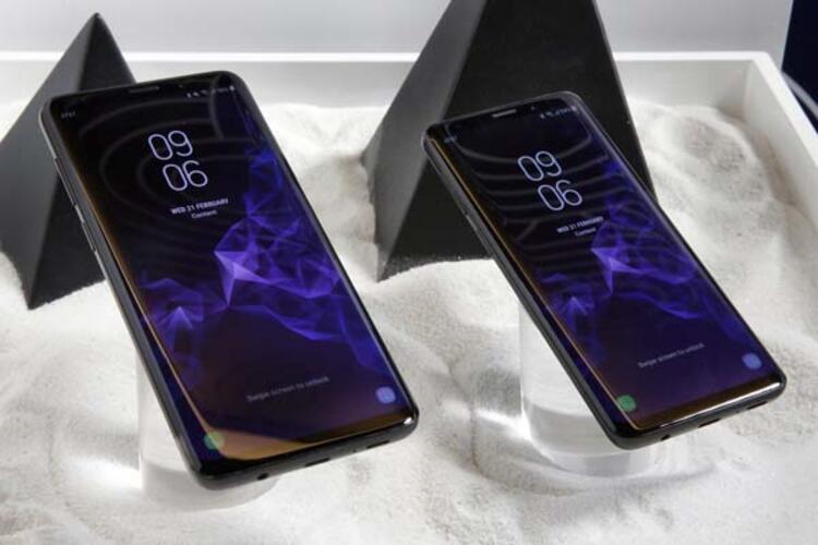 Samsungun yeni modelleri Galaxy S9 ve Galaxy S9+ tanıtıldı İşte fiyatları...