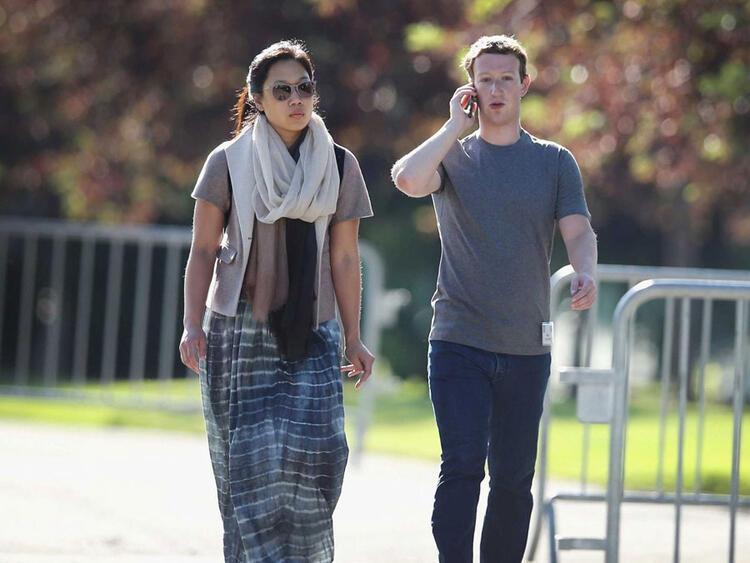 Mark Zuckerberg'ün dolabı - Son Dakika Dünya Haberleri - Sayfa 5
