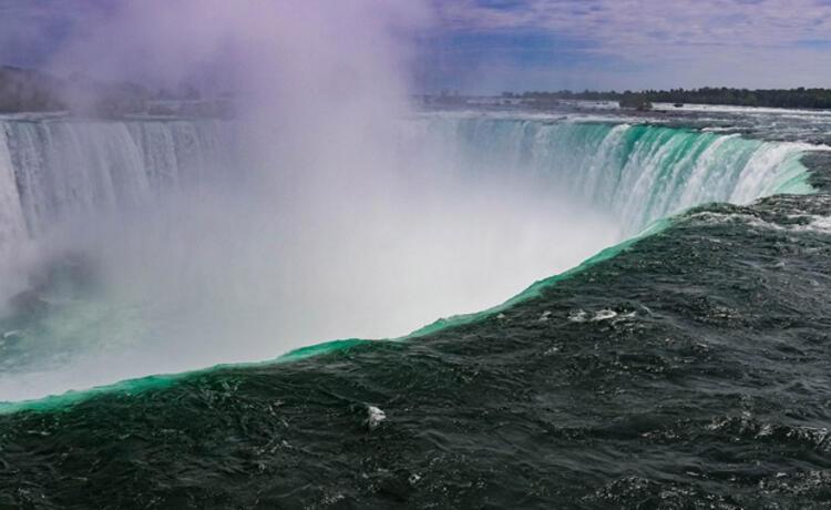 Niagara Şelalesi, Kanada