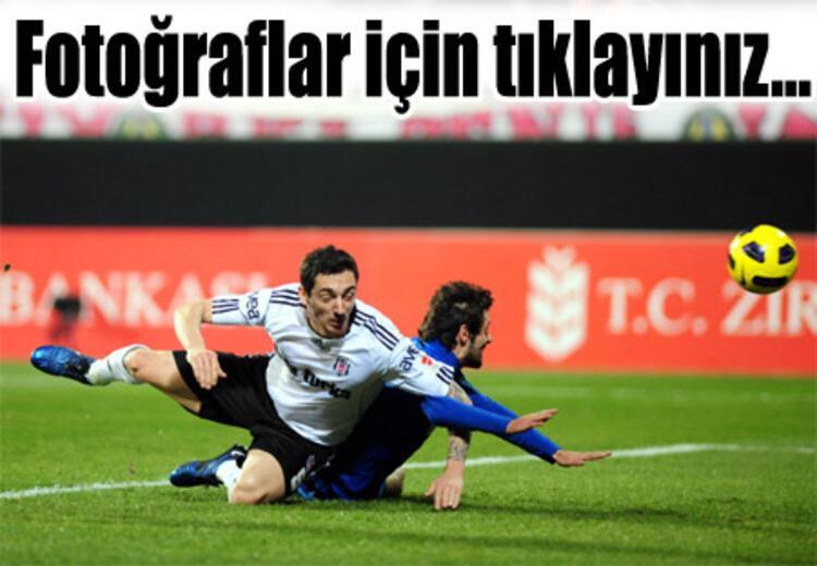 Beşiktaş: 5 - Gaziantep B.Belediyespor: 0
