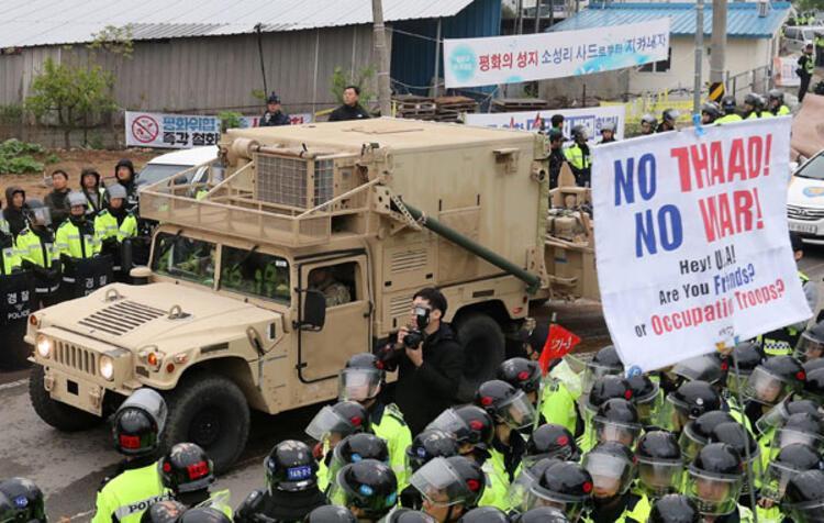 Son dakika... Kuzey Koreden gövde gösterisi Yüzlerce tank aynı anda...