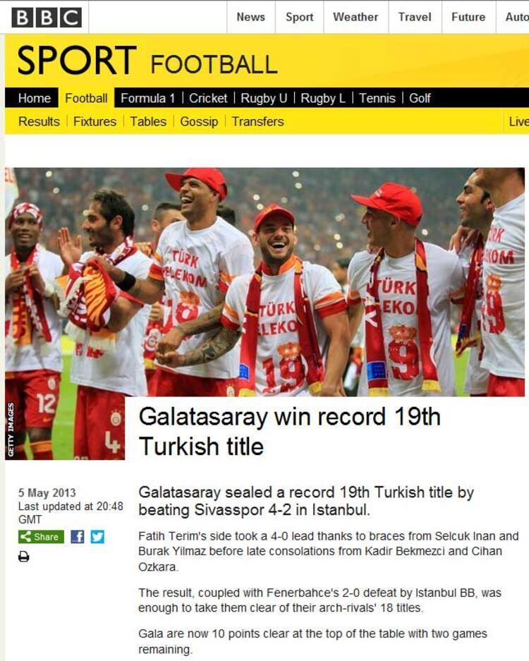 BBC SPORT (İNGİLTERE)