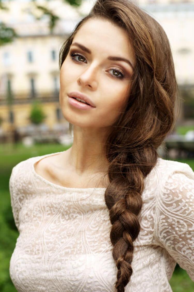 Saklayacak bir saç modeli seçin