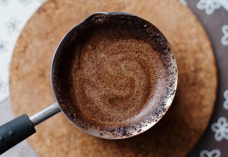 Kahve telvesi: