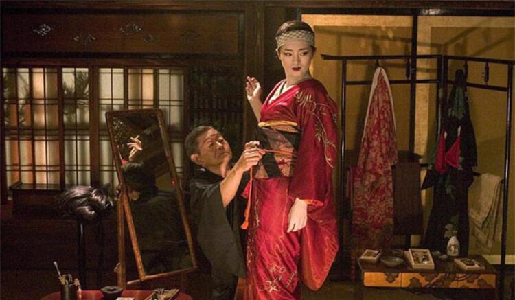 Bir Geyşanın Anıları (Memoirs of a Geisha)