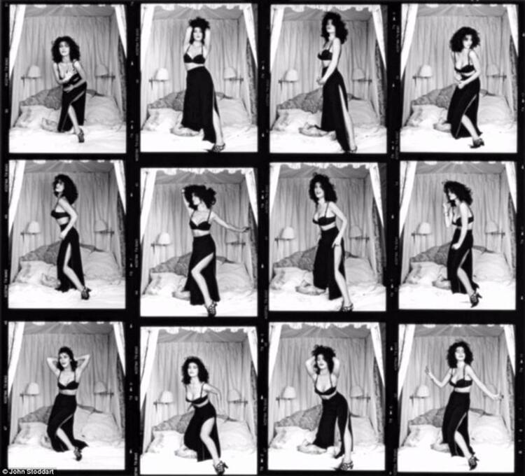 Catherine Zeta-Jones - 1992