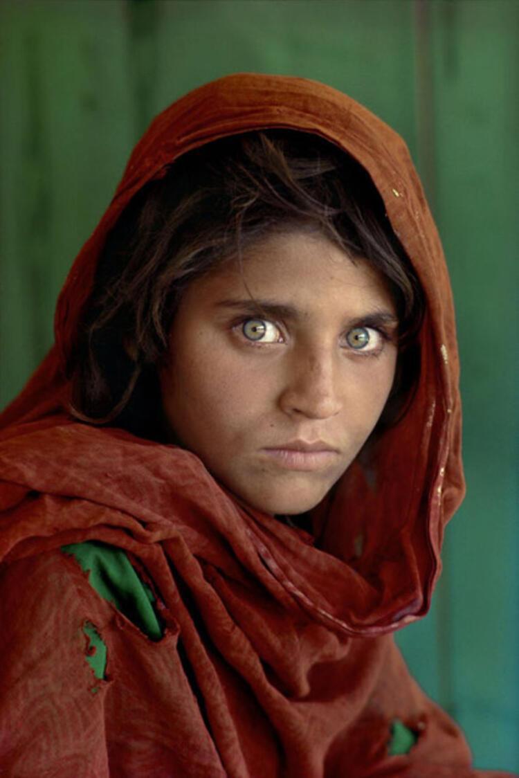 1. Steve McCurry
