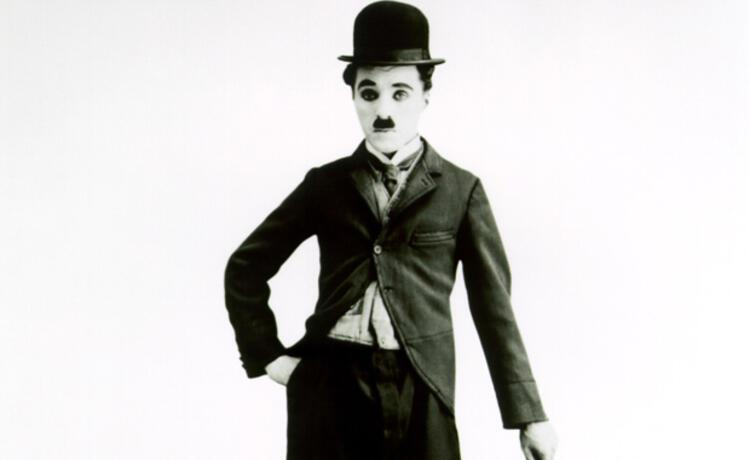 4- Charlie Chaplin