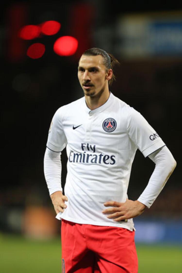 Paris Saint Germain'in yıldızı Zlatan İbrahimovic, seçtiği lüks evle Fransız basınına konu oldu.İŞTE O MUHTEŞEM EV
