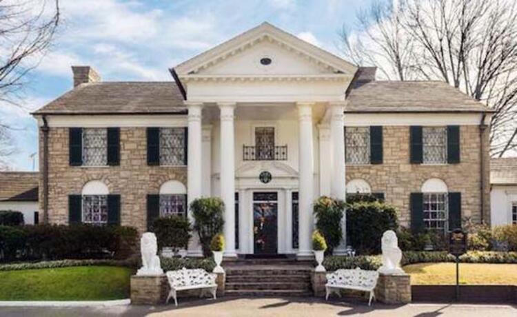 Graceland (Memphis, Tennessee, ABD)