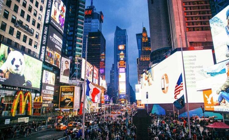 Times Meydanı (New York, ABD)