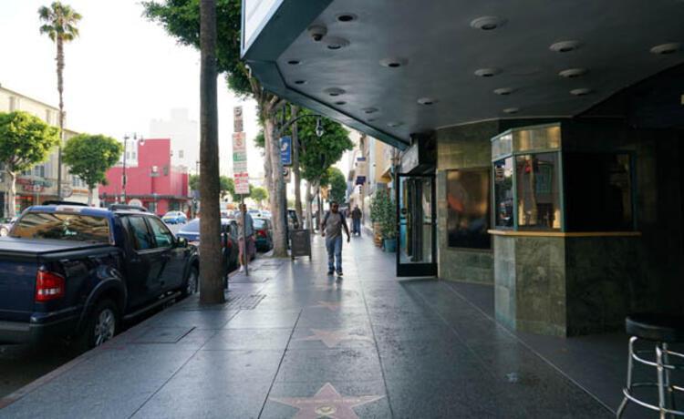 Hollywood Bulvarı, (Los Angeles, ABD)
