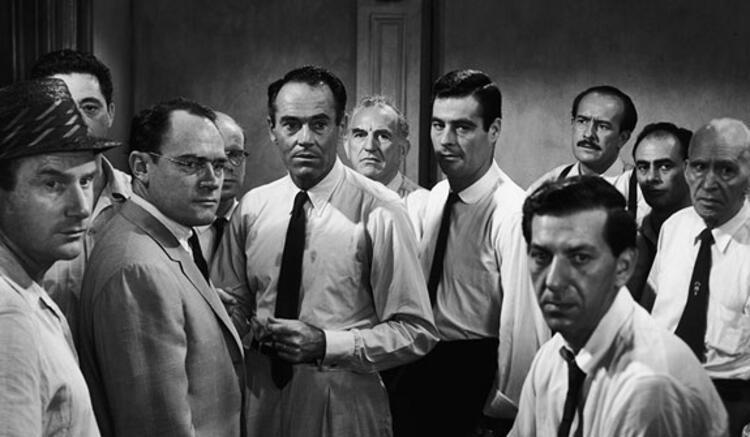 12 Öfkeli Adam (12 Angry Men) (1957)