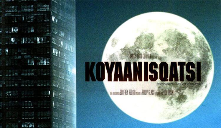 Koyaanisqatsi (1983)