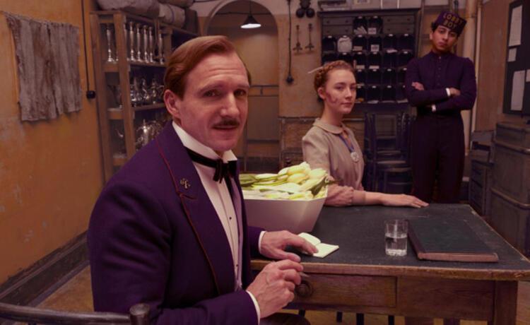 21. The Grand Budapest Hotel (2014)