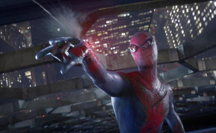 20. İnanılmaz Örümcek Adam (2017) -236.7 Milyon dolar