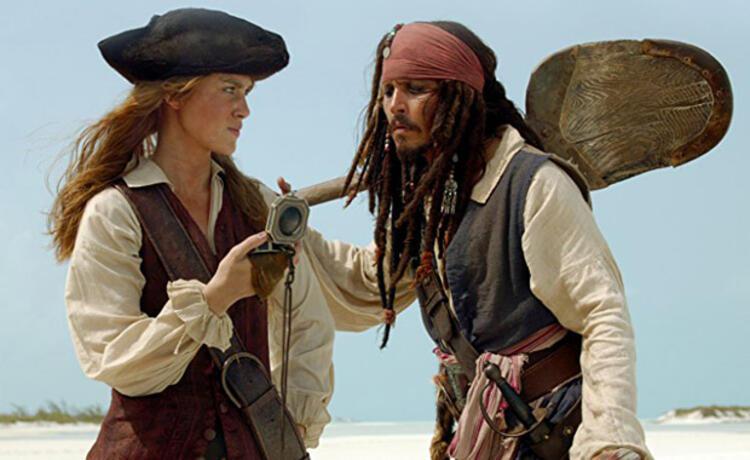 8. Karayip Korsanları: Ölü Adamın Sandığı (2006) - 263.7 milyon dolar