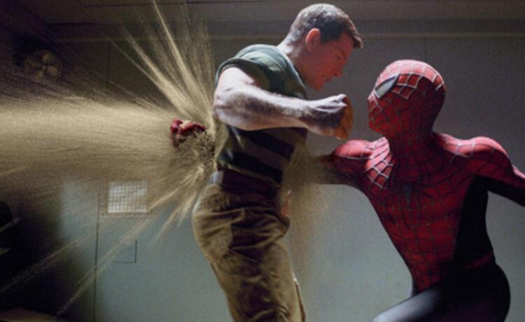 4. Örümcek Adam3 (2007) - 293.9 milyon dolar