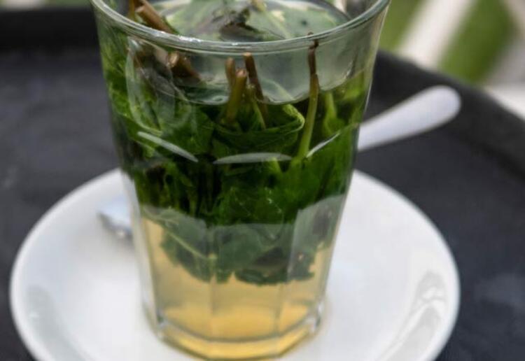 Bağışıklık sistemini destekleyen çayMalzemeler: