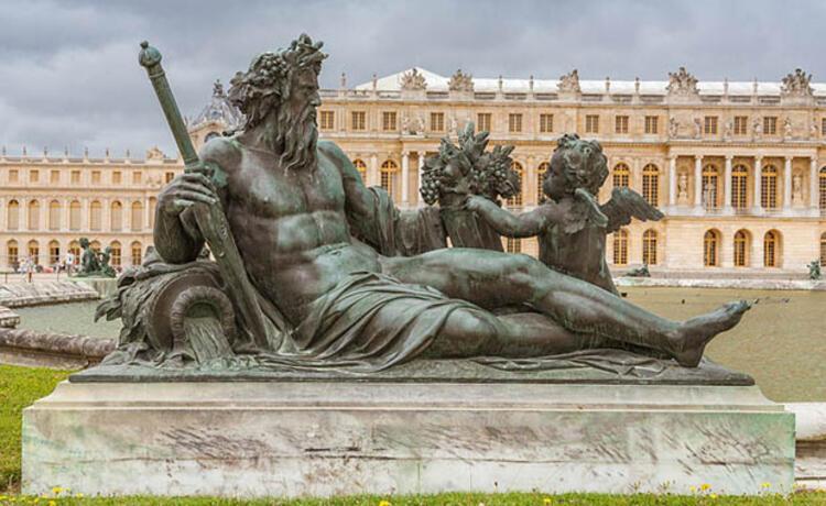 Versailles Sarayı, Ile de France, Fransa