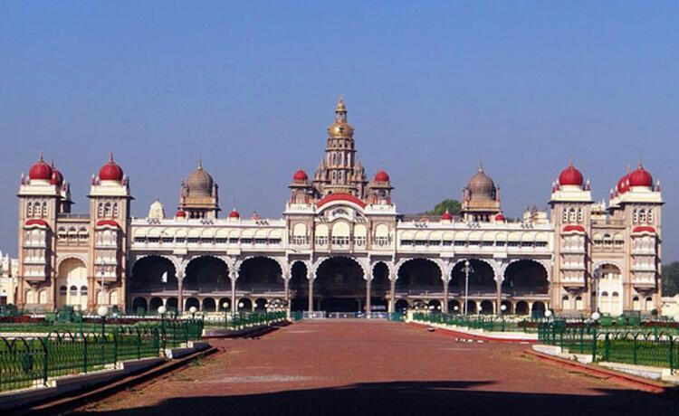 Misore Sarayı, Hindistan