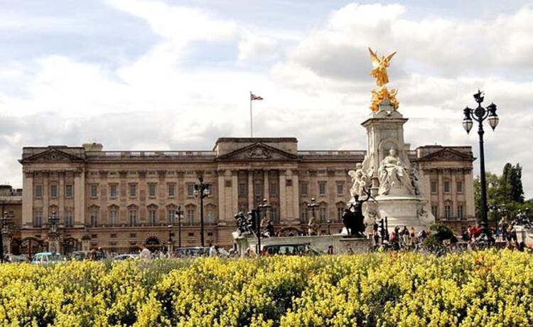 Buckingham Sarayı, Londra, İngiltere