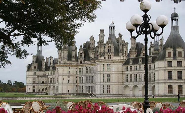 Chateau de Chambord, Fransa