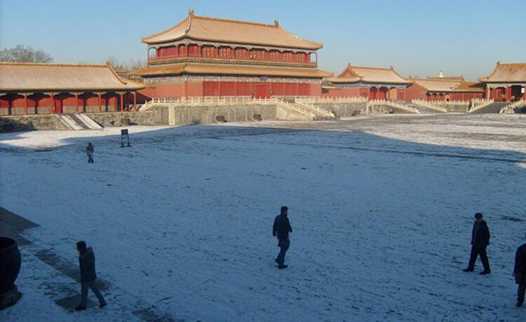 Yasak Şehir, Pekin, Çin