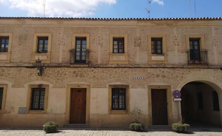 Klasik bir İspanyol kenti