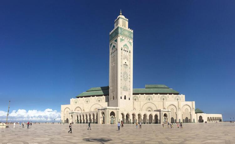 Dünyaca ünlü kent Kazablanka