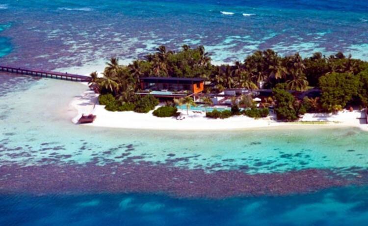 Dolphin adası, Fiji
