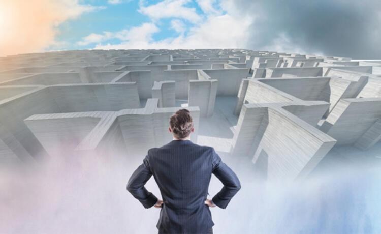 5- Kolay bir çıkış yolu bulamamak