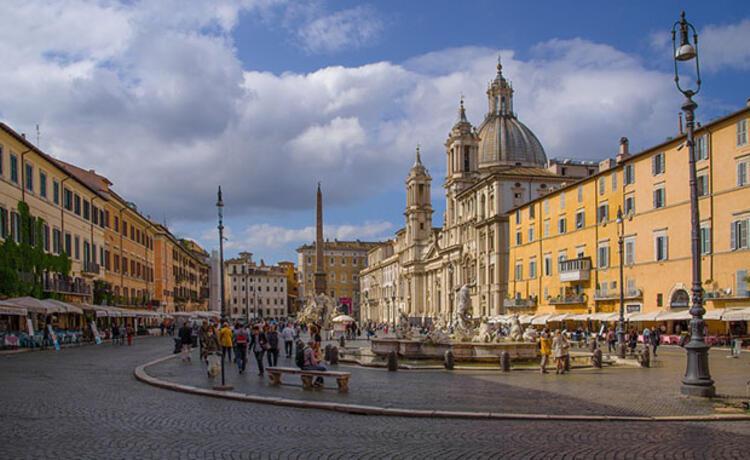 İtalyanın en büyük kenti