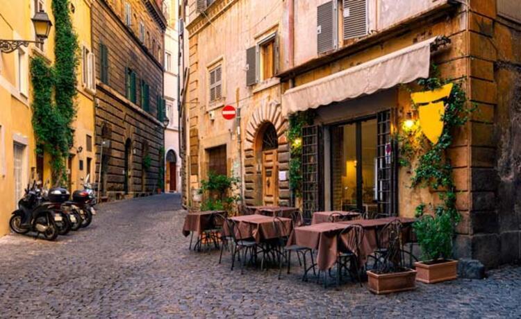 Romada görülmesi gereken yerler...
