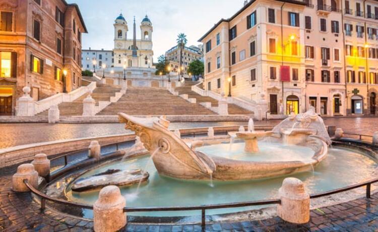 Roma kentinde mutlaka görülmesi gereken yerler