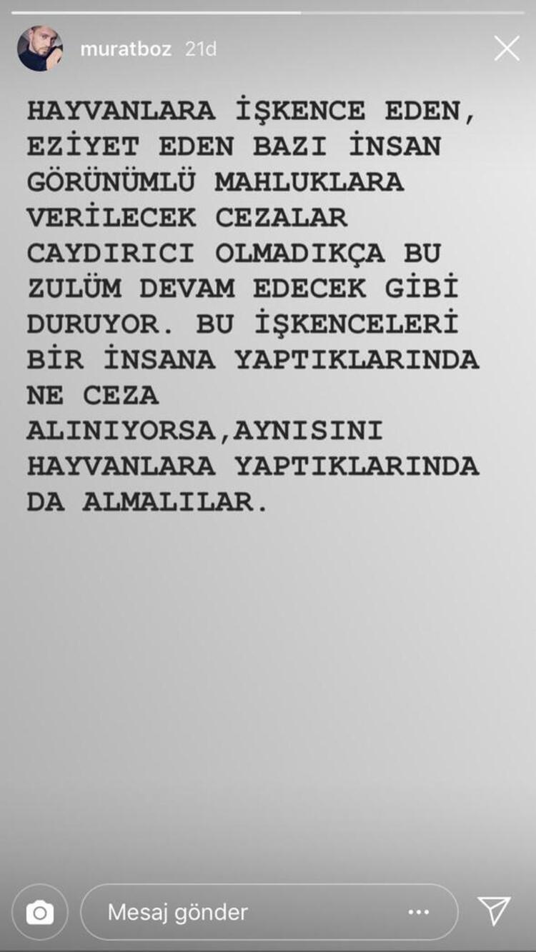 Murat Boz:
