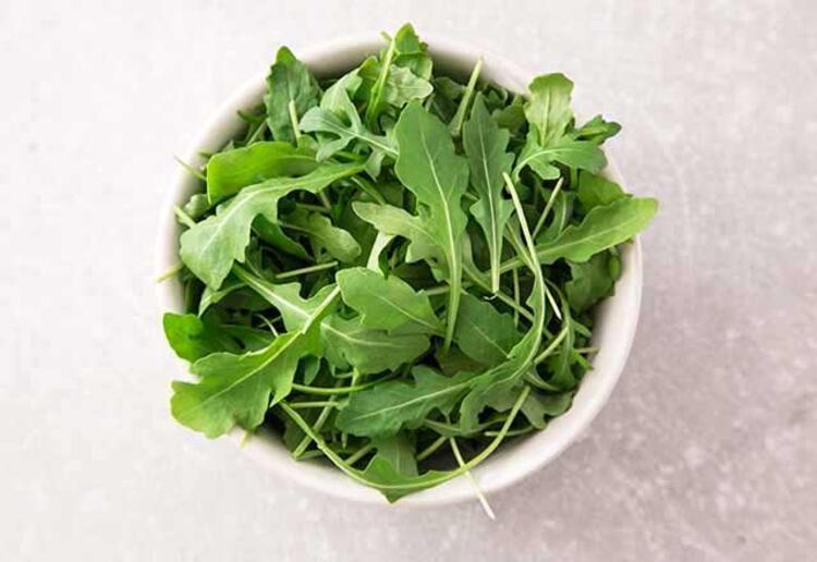 Daha fazla yeşillik tüketin