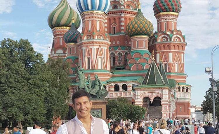 Efe Tanayın Moskova önerileri