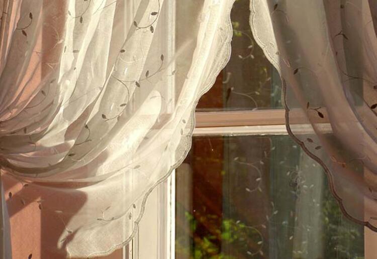 Perde ve halı temizliği
