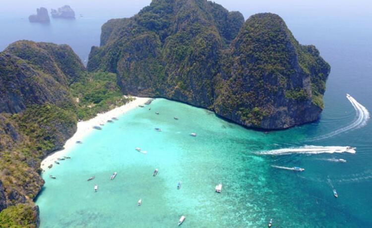 Phi Phi Adaları, Tayland
