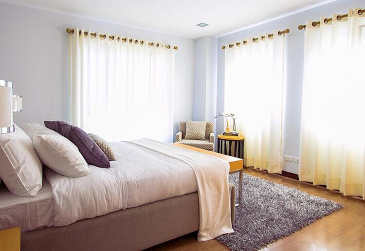 Yatak odanızda halı kullanmayın