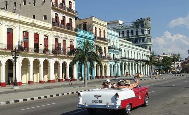 Havana 500. yılını kutluyor