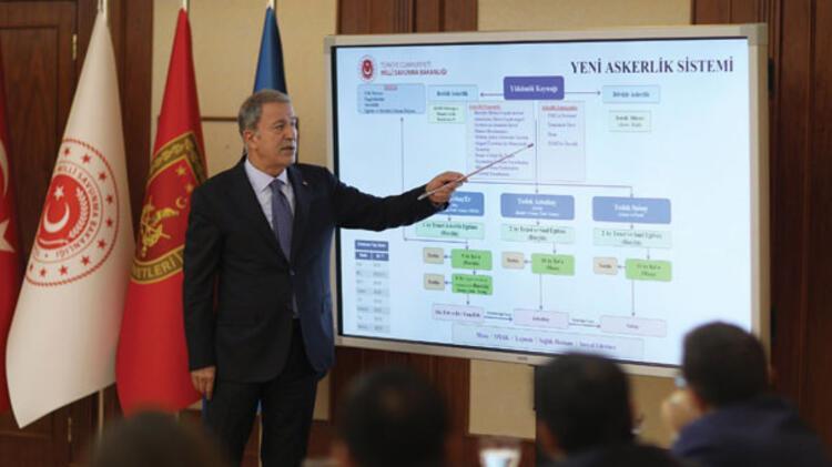 Milli Savunma Bakanı Akardan flaş açıklamalar