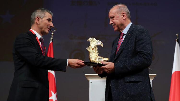 Cumhurbaşkanı Erdoğandan Japonyada FETÖ uyarısı