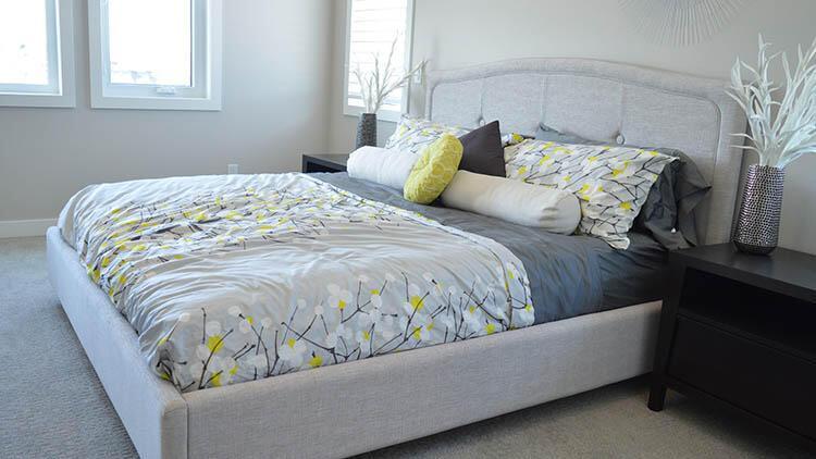 Bazalı yatakları tercih edin