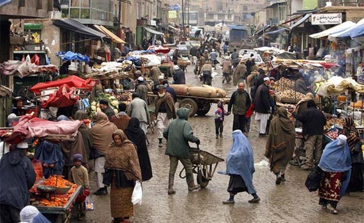 Kâbil, Afganistan