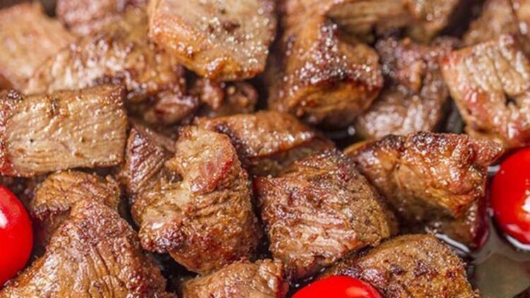 Kavurma ve et kızartması kronik hastalıklar için risk oluşturuyor
