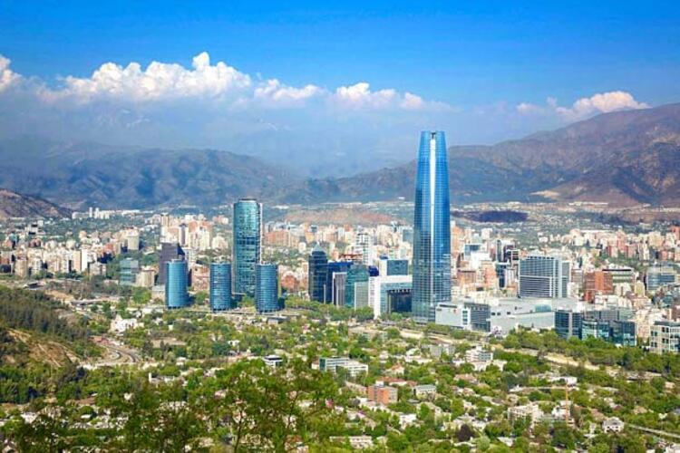 Santiago, Şili