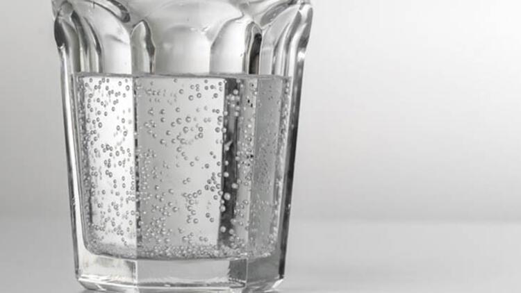 """""""Sudan sonra en sağlıklı içecek maden suyu"""""""